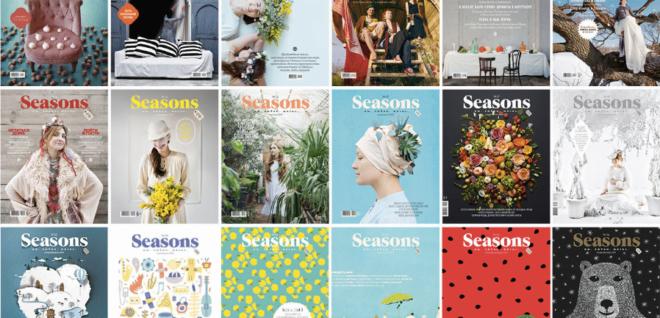 Seasons of Life: Восток и запад
