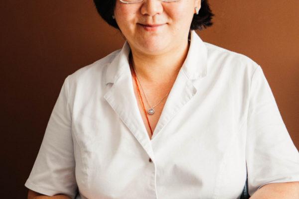 Евгения Очирова