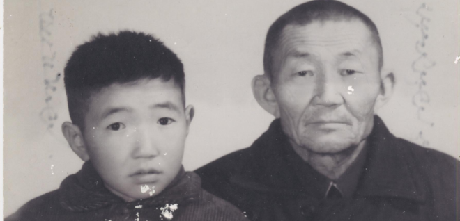 Балбар лама: молодость (отрывок из книги)