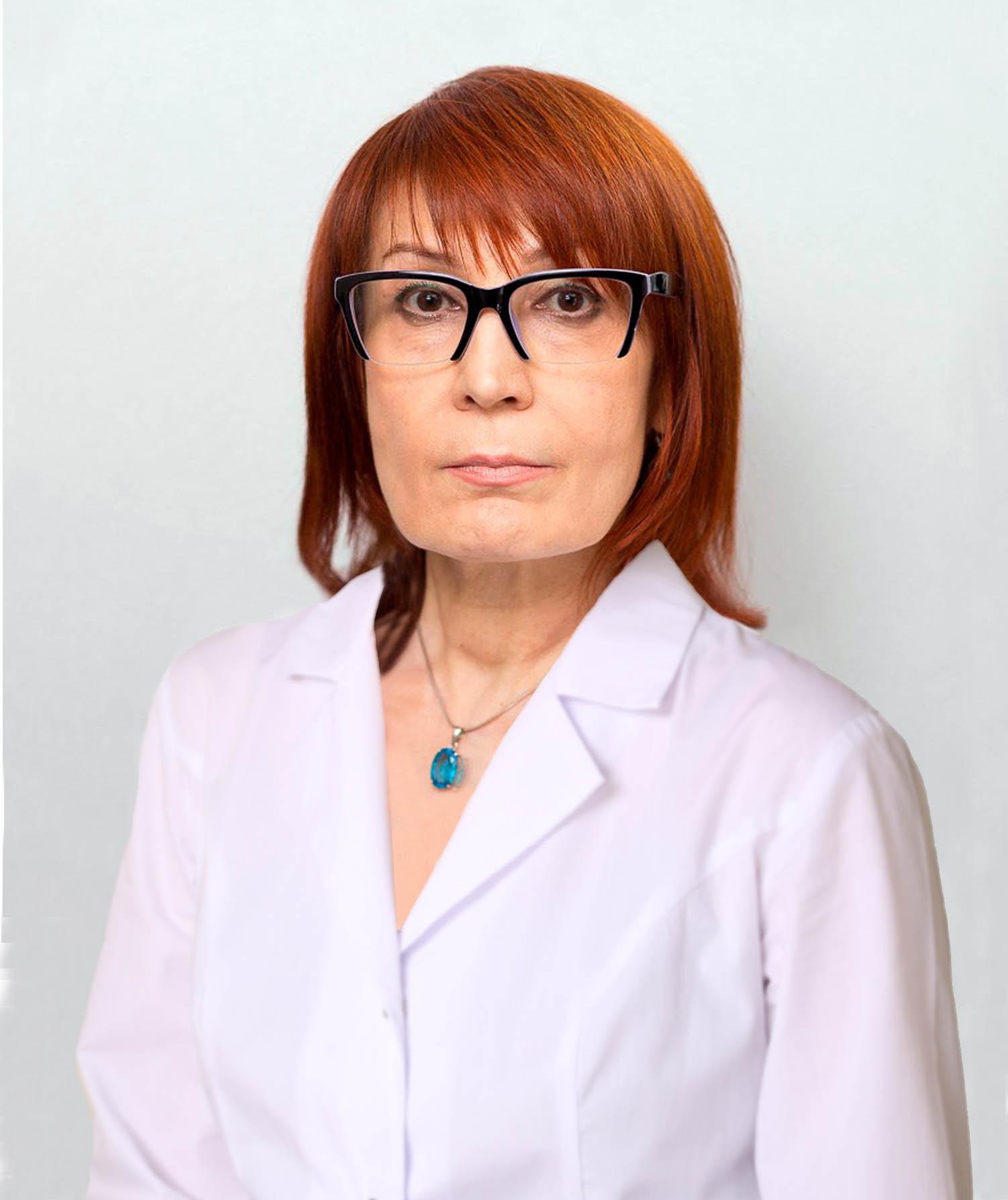 Насиба Давлятова