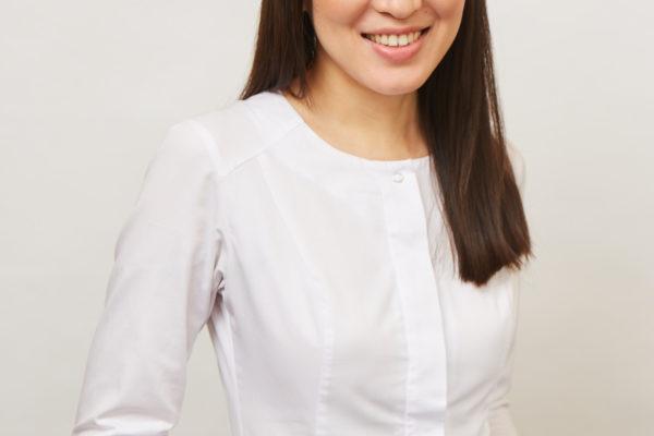 Анастасия Батуева