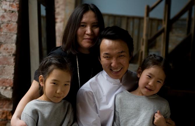 Младшая группа: восточная медицина для детей