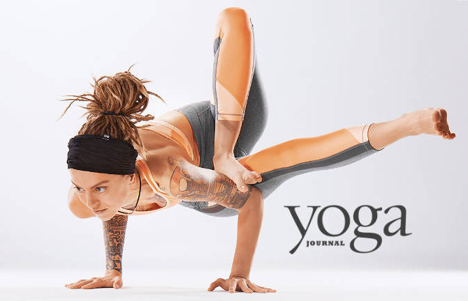 Yoga Journal: Образ реальности