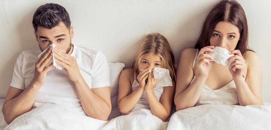 Пять способов справиться с простудой