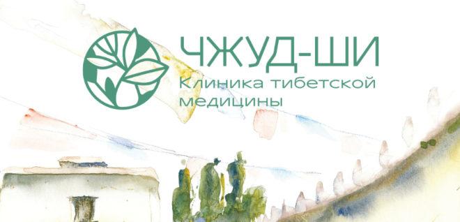 Новый логотип клиники Чжуд-Ши