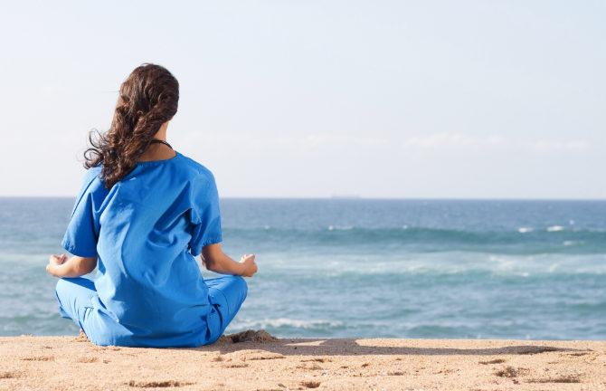 Women's Health: Как научиться медитировать?